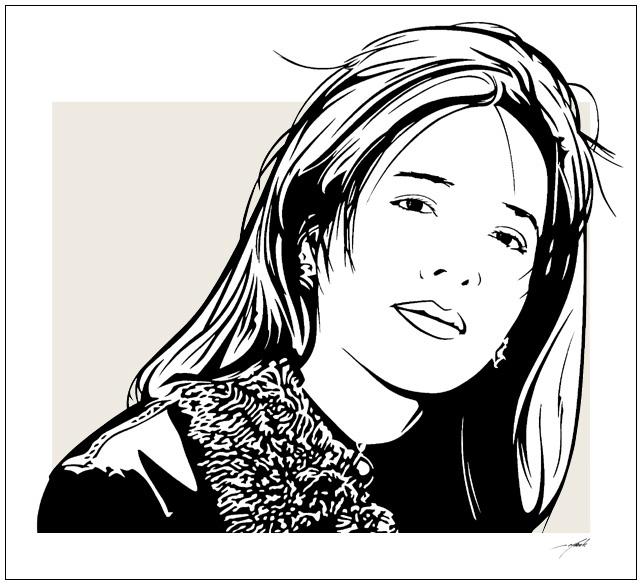 Olivia  - 16 de Agosto 1965 - 4 de Septiembre 2004  ArtStudio54