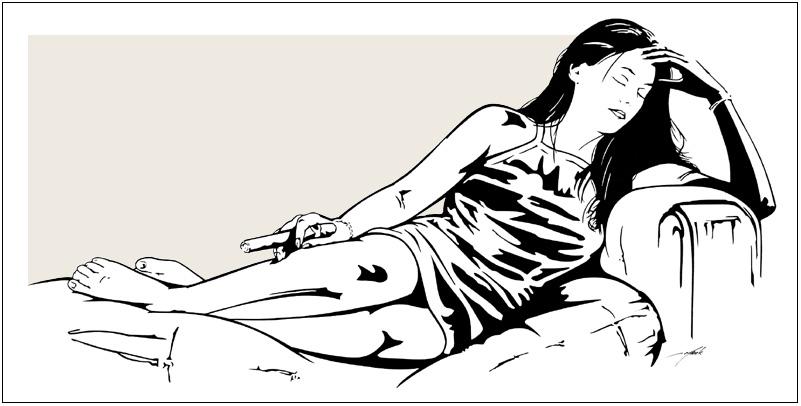 Havana Dream - Desiré Lesert ArtStudio54