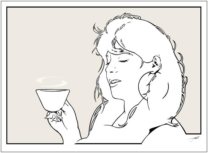 Tea For Christina ArtStudio54