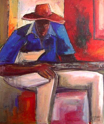 Ephriam - Blues Man World Class Artist