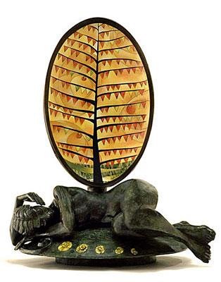 DaNisha - Autumn Tree (Bronze) Favorite Artist