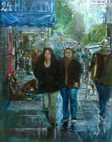 Anthony Augustin Papini - Mission Street World Class Artist