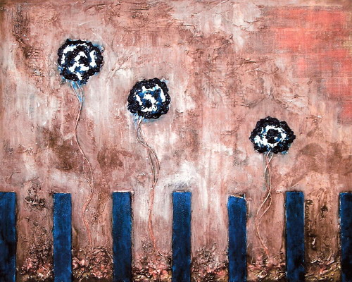 Alexandra Suarez - Garden In Palestine World Class Artist