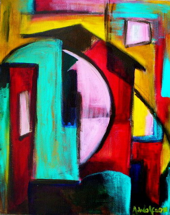 Alexandra Suarez - Ciudad World Class Artist