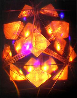 Larry Lieberman - Crystal Reflections World Class Artist
