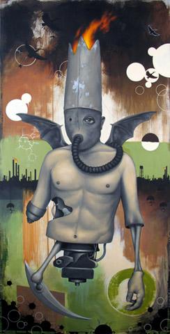 Scott Scheidly - Black Carbon World Class Artist