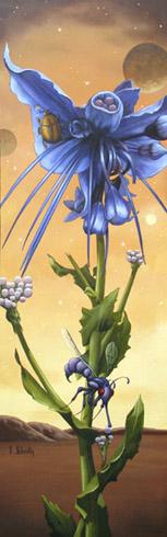 Scott Scheidly - Flora World Class Artist