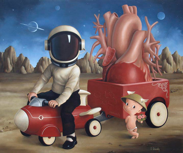 Scott Scheidly - Lonely Heart World Class Artist