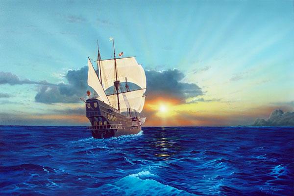Randy Nagle - Ship World Class Artist