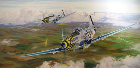 Artist Randy Nagle - Aviation Art From The South Pacific World Class Artist