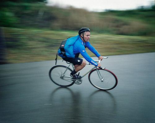 Jon Dennis - Riding in the Rain World Class Artist