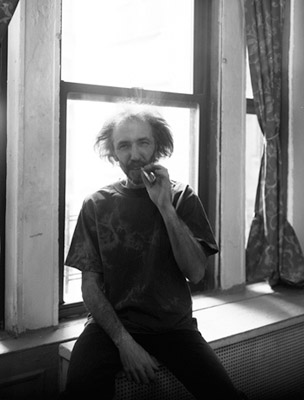 Jon Dennis - Chris in Window World Class Artist