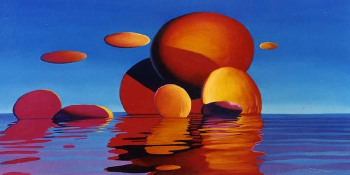 Marc Sorozan - Redrocks World Class Artist