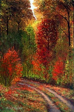 Frank Wilson - Through The Woods World Class Artist