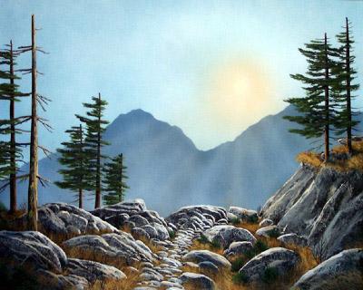 Frank Wilson - Lookout Rocks World Class Artist