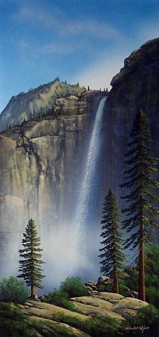 Frank Wilson - Majestic Falls World Class Artist