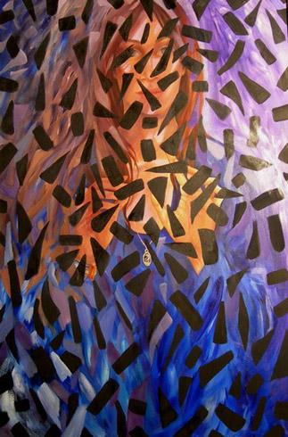 Joyce DiBona - The Deconstruction Of Self World Class Artist