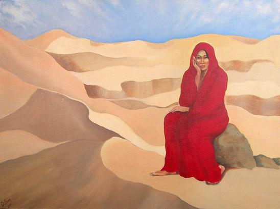 Joyce DiBona - The Scarlett Robe World Class Artist
