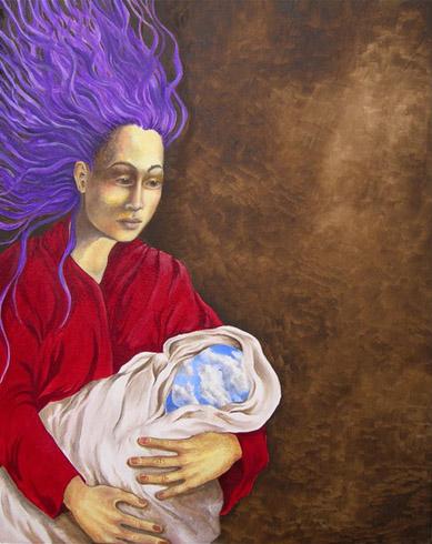 Joyce DiBona - Dream's Birth World Class Artist