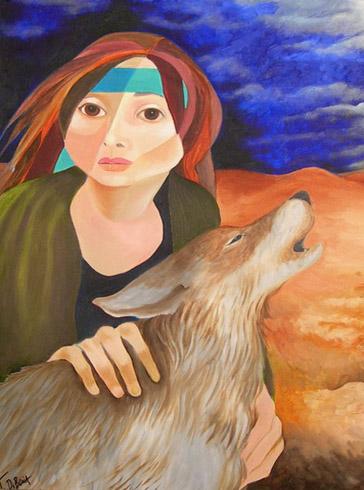 Joyce DiBona - Lone Wolf World Class Artist