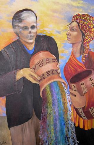 Joyce DiBona - Life's Witness World Class Artist
