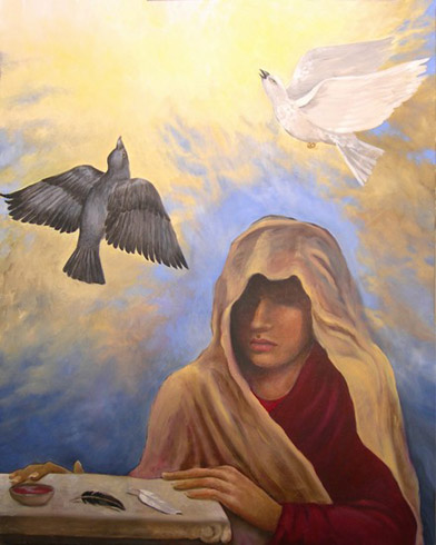 Joyce DiBona - Duality World Class Artist