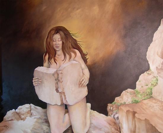 Joyce DiBona - The Division Of Self World Class Artist