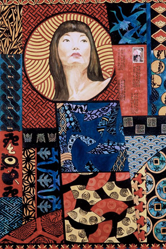 Béatrice Lebreton - Letters From Afar - Amaterasu Asia World Class Artist