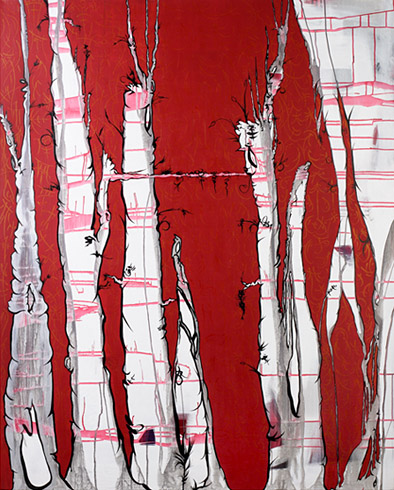 Artist Austin Blasingame - Courtship World Class Artist