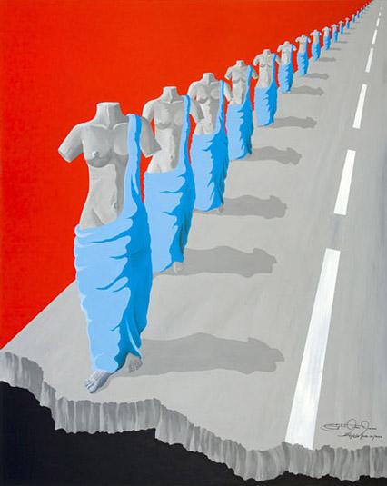 Women In My Dreams - Rigoberto Antonio Guerrero - Artista de Cuba World Class Artist