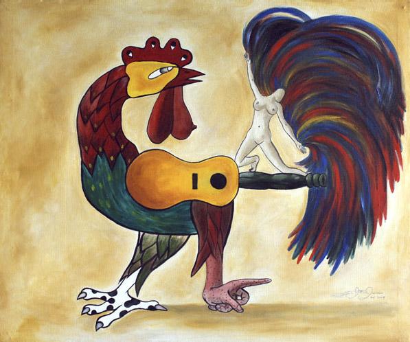 Who Is It - Rigoberto Antonio Guerrero - Artista de Cuba World Class Artist