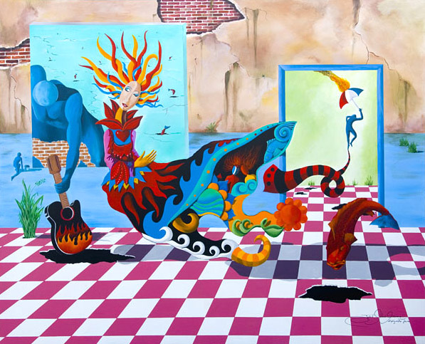 Rigoberto Antonio Guerrero - Learning II World Class Artist