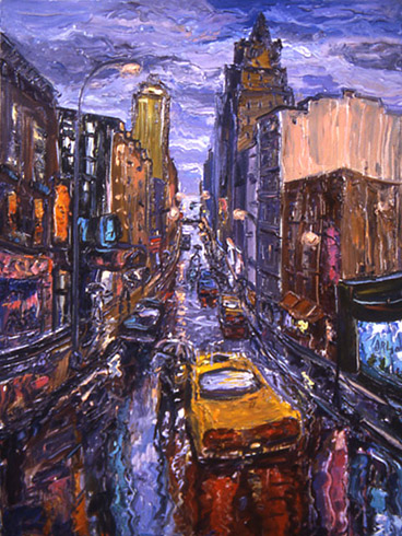 Arthur Robins - Upper Downtown World Class Artist