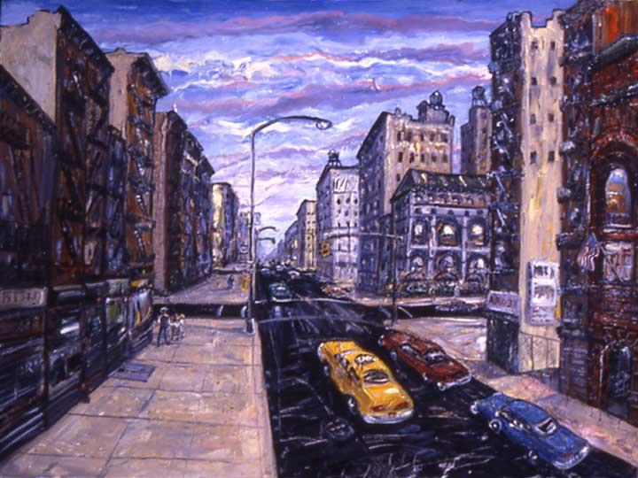 Arthur Robins - Sunday In Noho World Class Artist