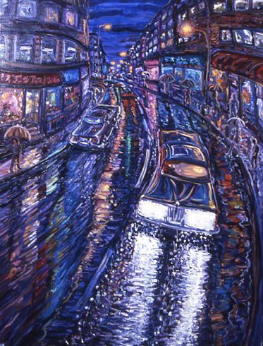 Arthur Robins - Stardust Rain World Class Artist