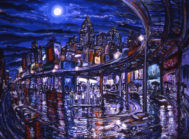 Arthur Robins - Queens Plaza World Class Artist