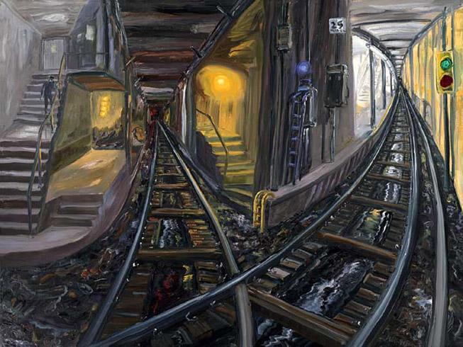 Arthur Robins - Crossed Tracks World Class Artist