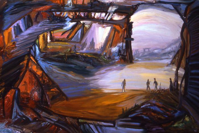 Arthur Robins - New Day Commeth World Class Artist
