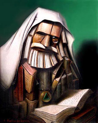 L'Are Etonnant D'Andre Martins de Barros - The Rabbi World Class Artist