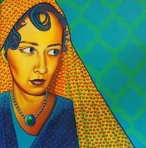Leila Zafar - Ladan World Class Artist