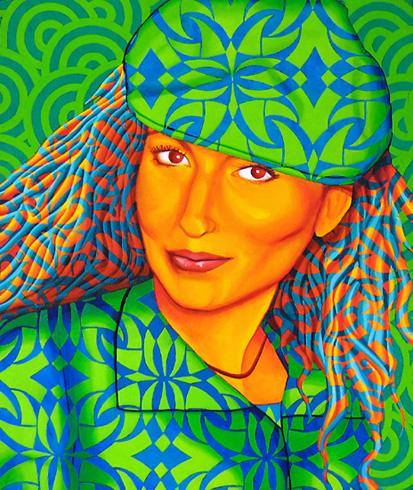 Leila Zafar - Goli World Class Artist