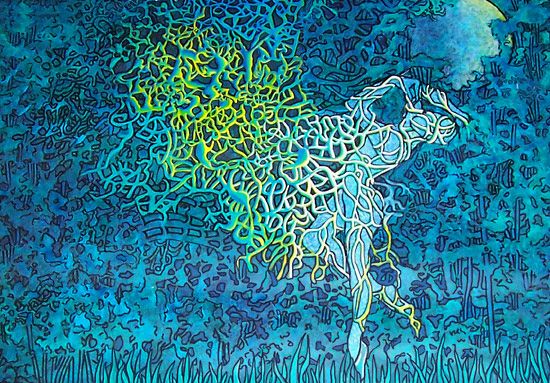 Leila Zafar - Moon Woman World Class Artist