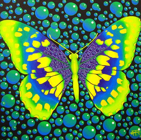 Leila Zafar - Butterfly World Class Artist