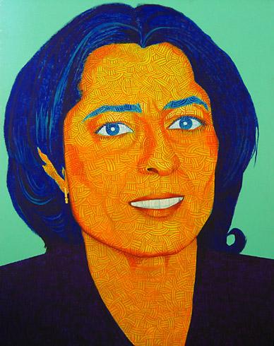 Leila Zafar - Nilou World Class Artist
