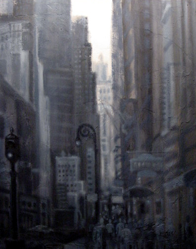 Allan Linder - Shades Of Grey World Class Artist