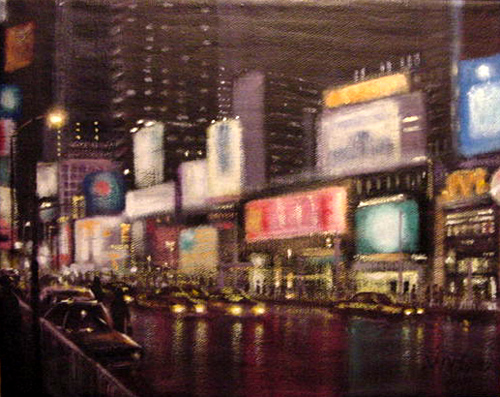 Allan Linder - Saturday Night World Class Artist