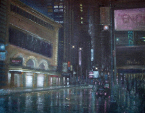 Allan Linder - On Broadway World Class Artist