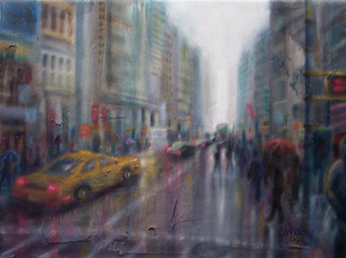 Allan Linder - Don't Walk World Class Artist
