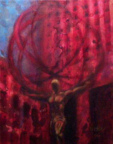 Allan Linder - World Shoulders World Class Artist