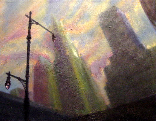 Allan Linder - Lighting My Way World Class Artist